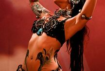 DZIKA KOBIETA - natura, taniec, ekstaza