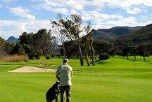 Golfing - Cape Peninsula