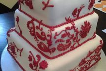 Wedding Cakes / Wedding cakes we have created