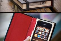 Mobile Phone Book case