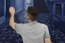 Artist Uses Denim Jeans To Create Realistic Scenes Of Life
