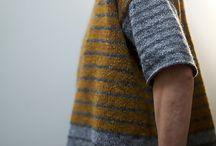 knits / knitting