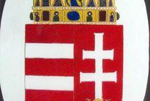 magyar címer tűzzománc kép