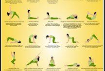 Yoga / by Crystal Lybrink