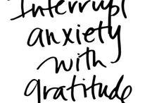 Gratitude Journal //