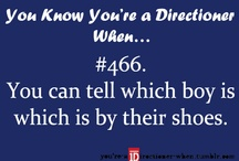 You Know When You Are A Directioner When...