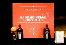 Mademoiselle Cointreau - Female Bartending Competition / Mademoiselle Cointreau - Female Bartending Competition in Canada - June 2014