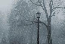 Rain lluvia