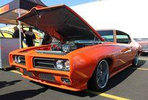 Pontiacs / Pontiac Cars