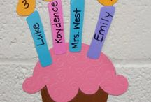 Classroom Decor / This board includes ideas and examples of classroom and child care room set up.