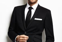 Styling The Black Suit