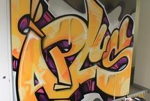 Graffiti (indoor)