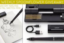 Spoonflower Giveaway