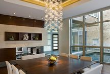 Elements / Interior elements that can add glam to spaces