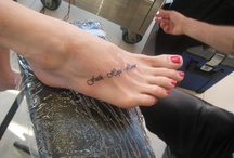 tats and quotes <3 / quotes are cool and stuff... but tattoos are on another level