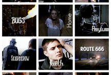 Sam & Dean / Awesome
