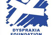 Dyslexia, Dysgraphia, Dyspraxia / Links and resources for dyslexia, dysgraphia and dyspraxia
