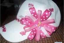 gorras de decoradas