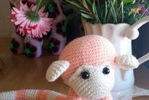 Crochet Free animal pattern time / by Bobette Dazell