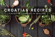 Recipes: Croatian. / My grandmother would be proud! Passing on our heritage to the off-spring.