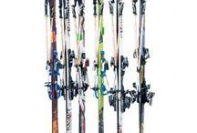 Snow Skiing / by Ergode.com