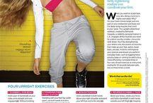 Workout Inspiration / by Ashlee Velez