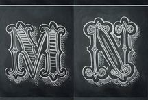 Decorative letters