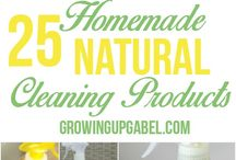 Natural Cleaning Remedies