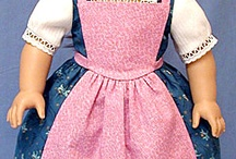 American Girl Dolls and Clothing / by Lena Bengal