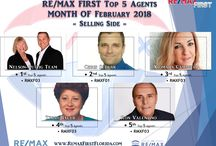 TOP 5 SELLING SIDE FEBRUARY  2018