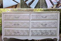 Möbel DIY aufwerten