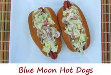 Hot Dogs / Some of my favorite hot dog recipes from www.lifesatomato.com