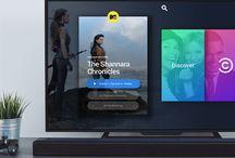 TV App UI