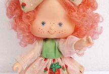 Moranguinho - boneca