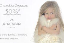 Charabia dresses