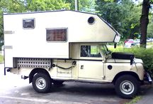 Truck Campers / Truck campers are usually considered the most versatile form of recreational vehicle.