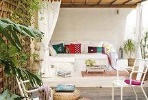Patio and Terrace Ideas
