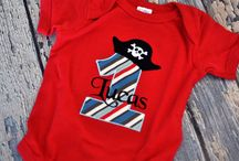 Personalized Birthday T-shirts/Onesies