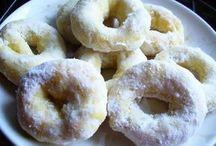 Biscoitos Rosquinhas  Broas e Pretzel