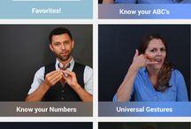LIS e ASL