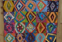 Quilts: improv & wonky / by Lisa Redmond
