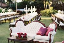 Styled Reception Spaces