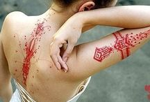 Tattoos / by Chelsea Tait