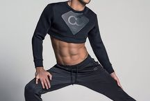 FASHION: Mens Activewear / Designer activewear for men