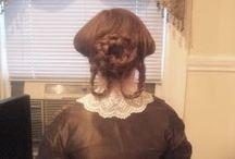 1840 hår