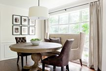 Dinning room / by Becca Sessions Crandall