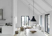 House / white