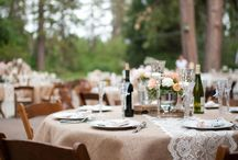 Eco & Rustic Wedding and Party