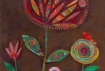 Artesanías y color