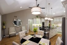 Whole Home Remodel & Addition | Palatine / A whole home remodel and addition project in Palatine by DESIGNfirst.